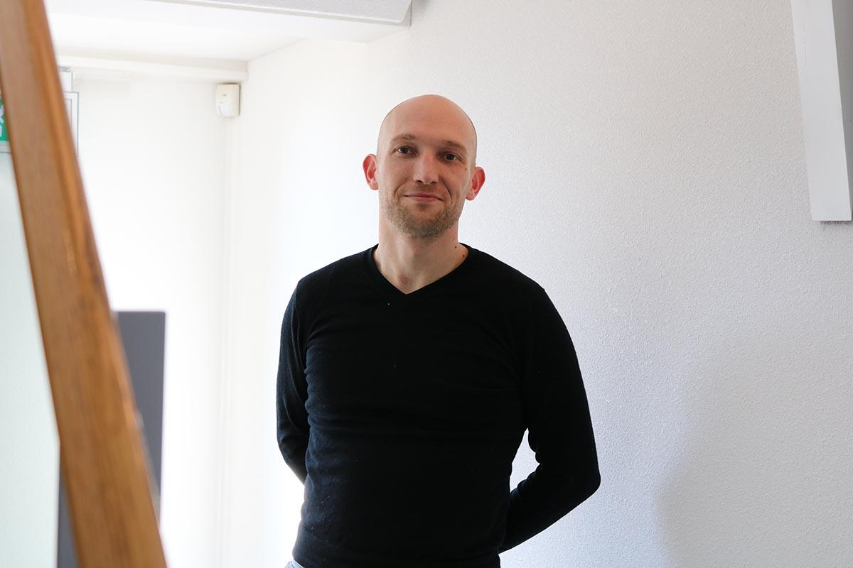 Niels Nielen- coördinator concepten Koopmans