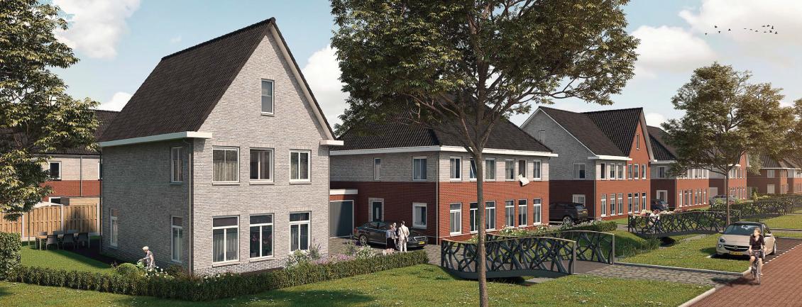 TBI WOONLab - Verrassend gevarieerde wijk in Tiel ontwikkeld vanuit het concept - Redute